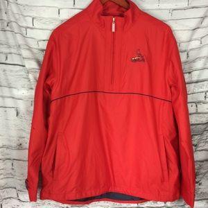 Cutter & Buck Cardinals Weather Tec pullover